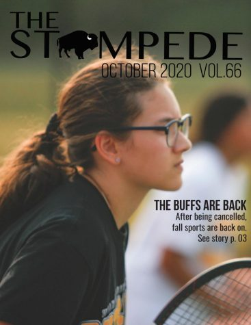 The Stampede Issue 1, 2020-2021