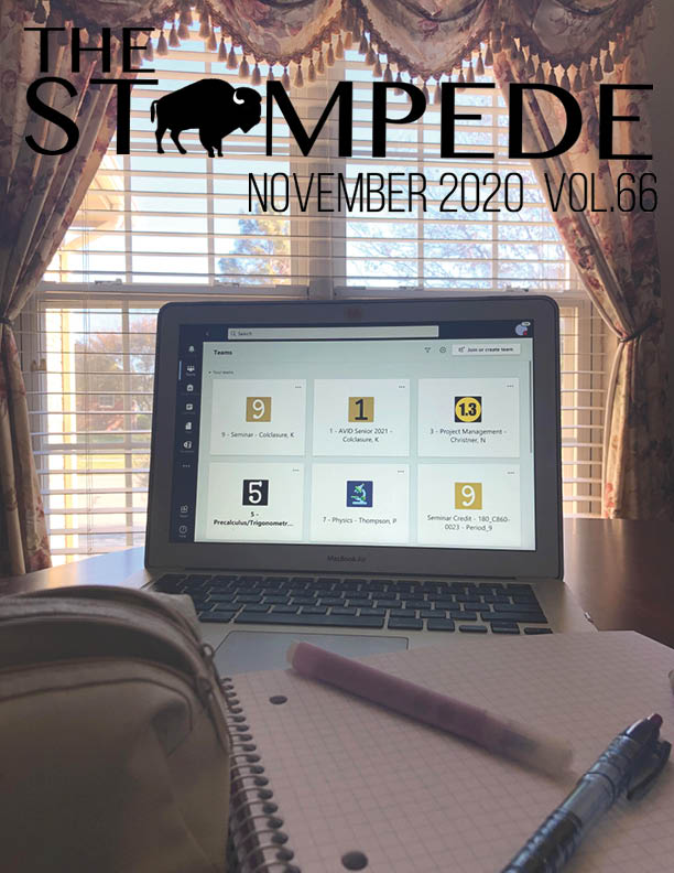 The Stampede Issue 2, 2020-2021