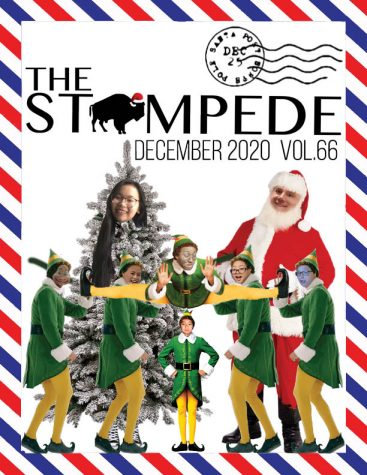 The Stampede Issue 3, 2020-2021