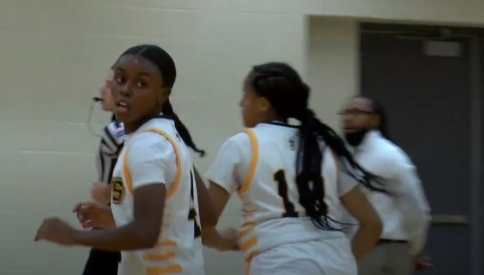 Girls Basketball Highlights: Southeast vs. West