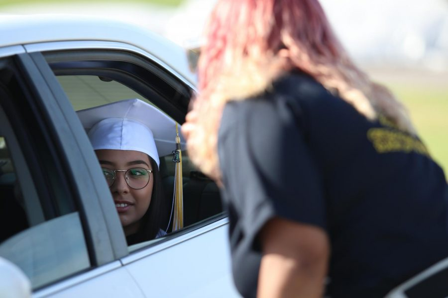 2020 Drive Through Graduation