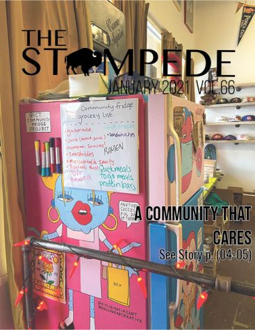 The Stampede Issue 4, 2020-2021