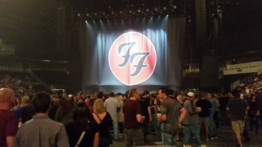 Foo Fighters were scheduled to perform at Intrust Bank Arena on April 18. That show was rescheduled to Oct. 17 before being cancelled.
