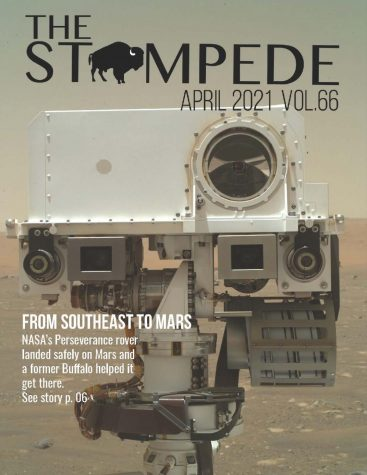The Stampede Issue 5, 2020-2021