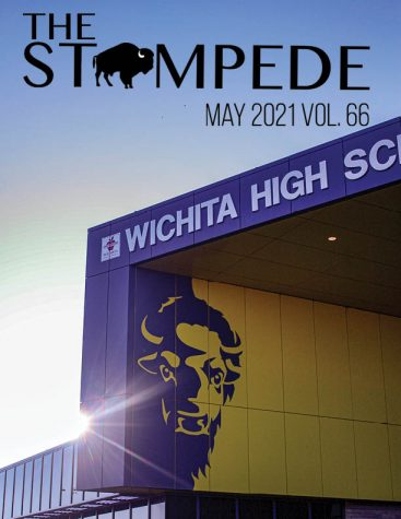The Stampede Issue 6, 2020-2021