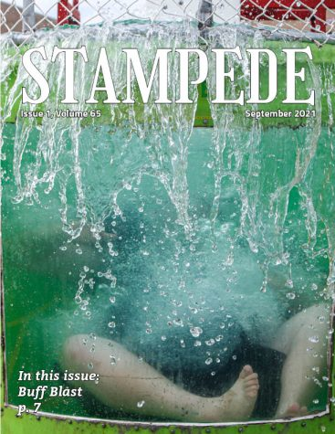 The Stampede Issue 1, 2021-2022